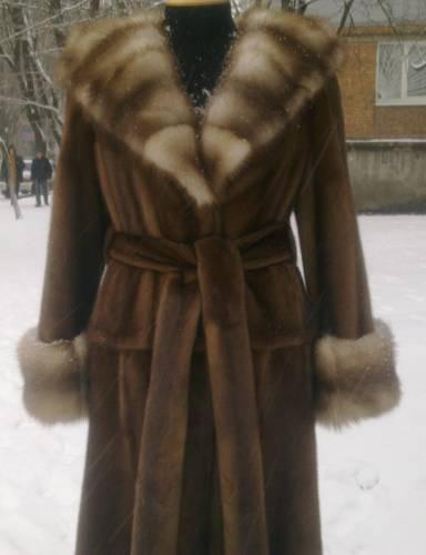 Цены На Пальто Из Норки